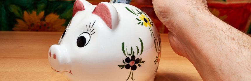 sparen-banknoten
